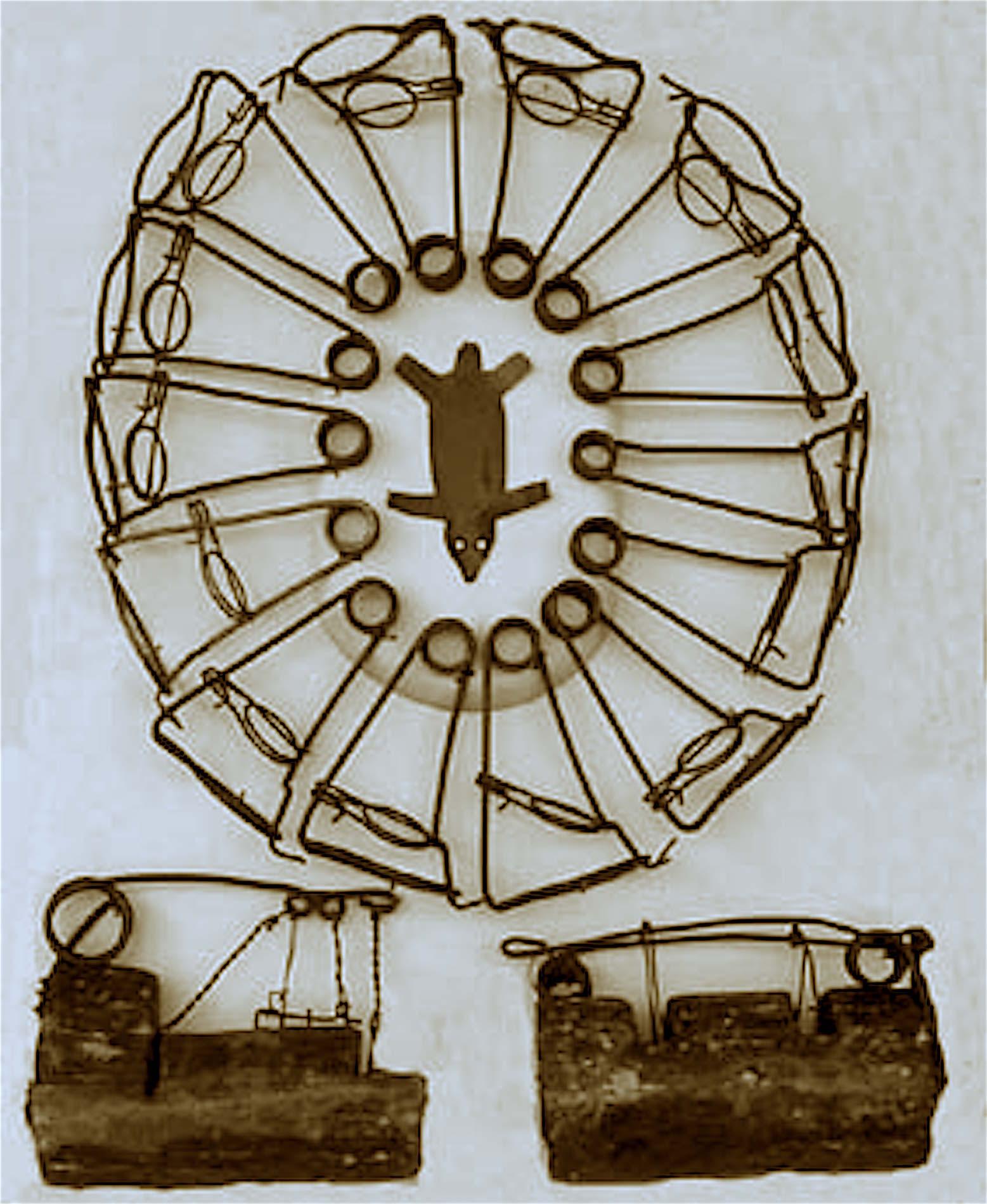 caccia a cruciata