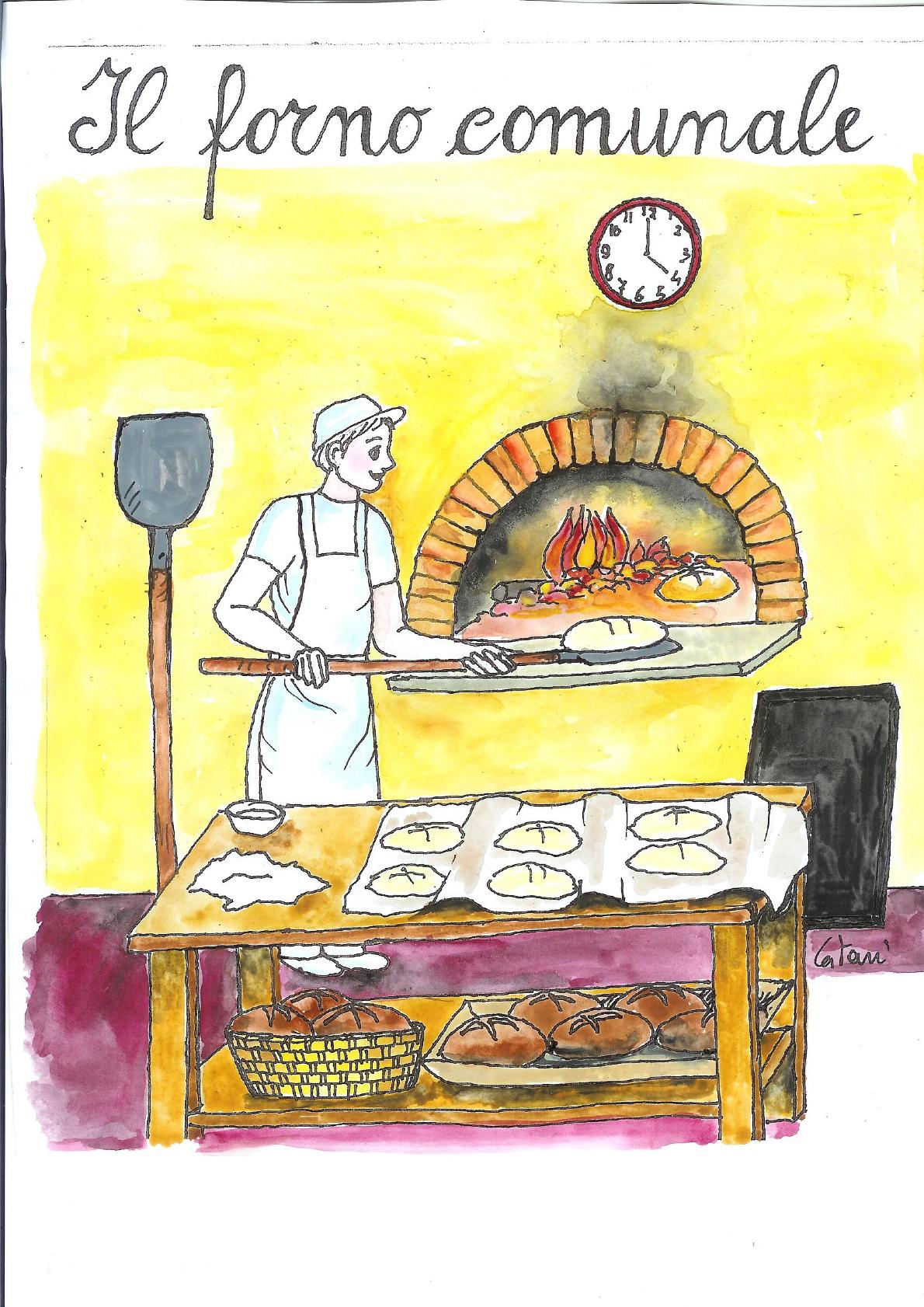 Il forno comunale