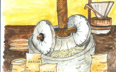 il mulino del grano