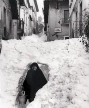 la nevicata del '56